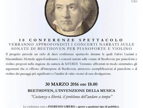 Beethoven, l'invenzione della musica