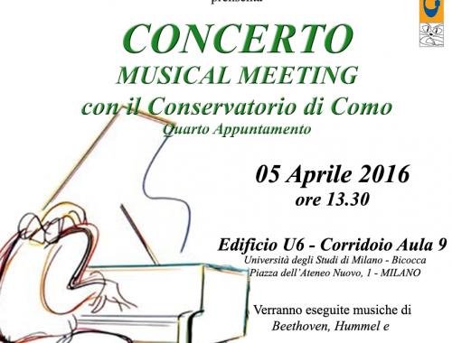 Musical Meeting IV