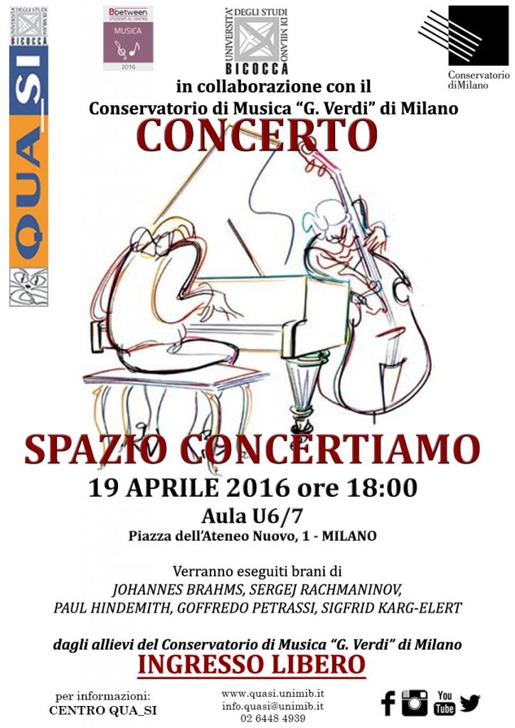 [A3] Locandina Spazio Concertiamo 19.04.2016 BB