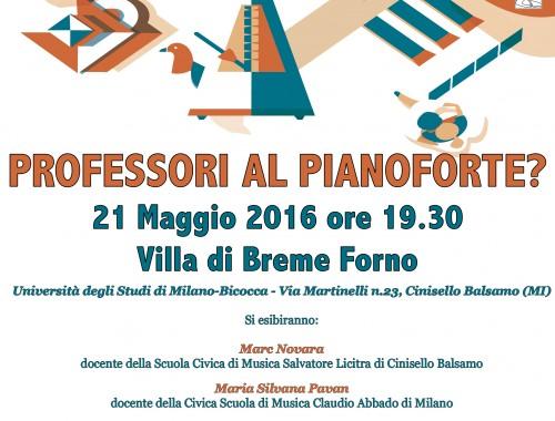 Piano City Milano 2016